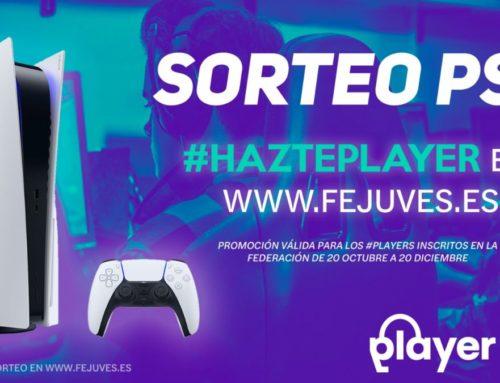 Sorteamos una PlayStation 5 entre todos nuestros #Players