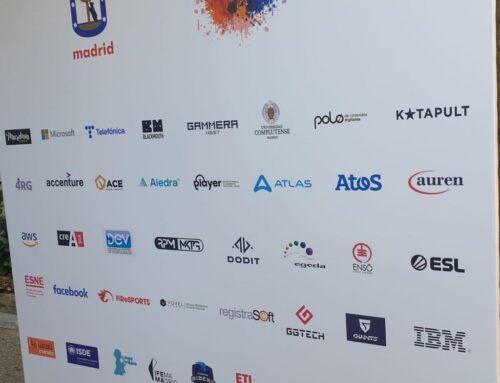 FEJUVES socio fundador en el Clúster de videojuegos de Madrid